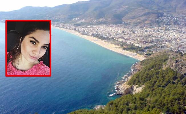 Alanya'da kayalıklara düşen genç kız hayatını kaybetti