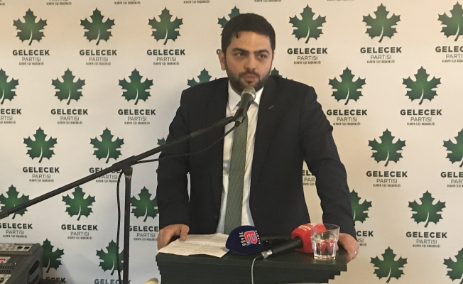 Alanya'da Gelecek Partisi İlçe Başkanı belli oldu!