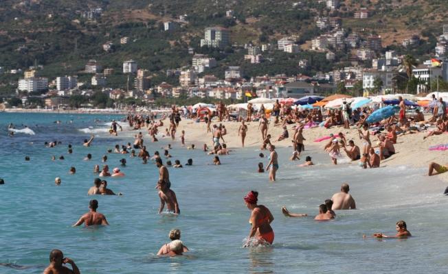 Antalya'da Ocak 2020 otel doluluk oranı yüzde 56.5 oldu