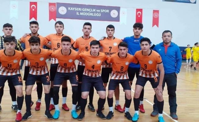 Arif Molu Mesleki ve Teknik Anadolu Lisesi şampiyon oldu