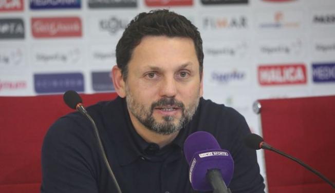Erol Bulut'tan Sivasspor maçı değerlendirmesi
