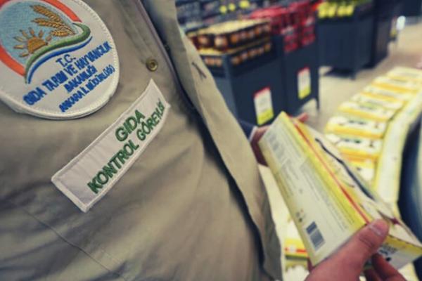 Halk sağlığını riske atan 74 gıda firması deşifre edildi