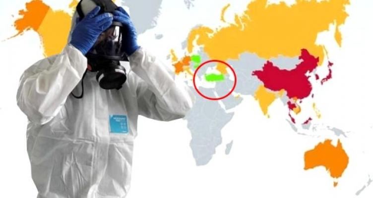 Koronavirüs salgını hızla yayılırken İngiliz basını, güvenli tatil için Türkiye'yi önerdi
