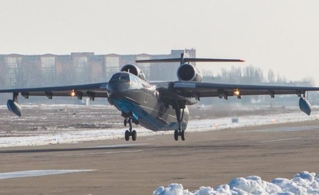 Rusya'nın çok konuşulan uçağının üretimi tamamlandı