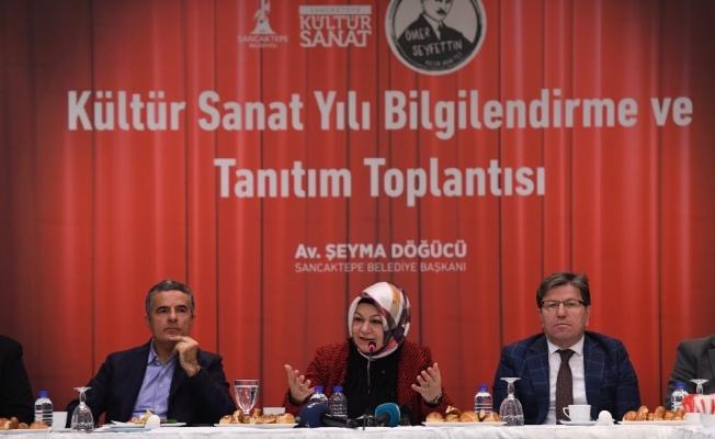"""Sancaktepe Belediyesi """"Ömer Seyfettin Kültür Sanat Yılı""""nın tanıtımını yaptı"""