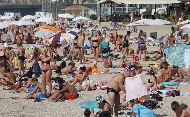 Turizmde hedef, gelirde yüzde 15'lik artış