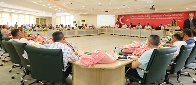 Alanya Belediye Meclisi toplantısı 3 ay süreyle ertelendi