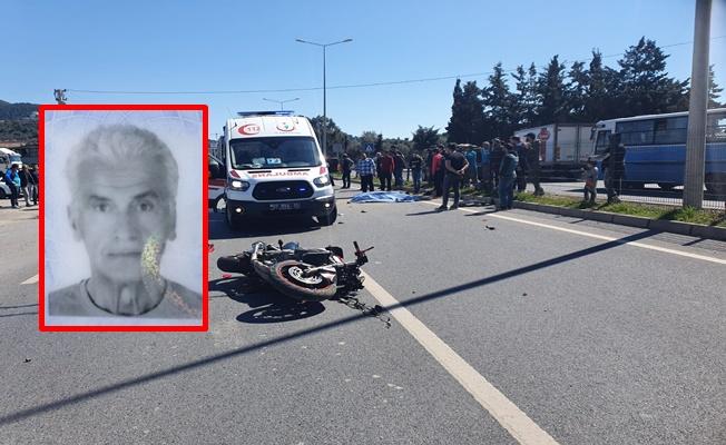Alanya'da feci kaza: 1 ölü, 1 yaralı