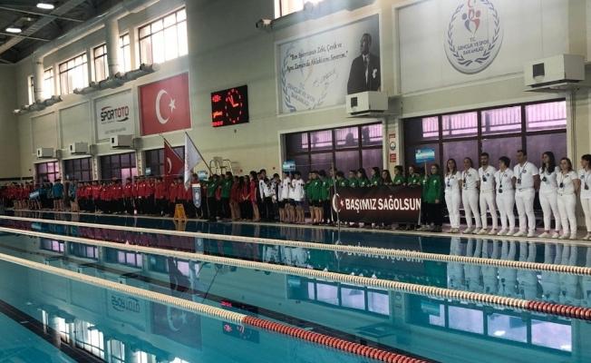 ANALİG Yüzme Grup Birinciliği sona erdi