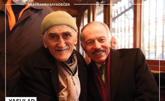 Bayrampaşa'da yaşlıların ihtiyaçlarına acil çözüm