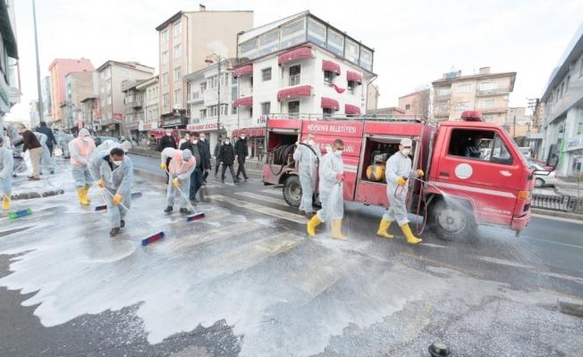 Belediyelerin temizlik yarışı sosyal medyaya damga vurdu