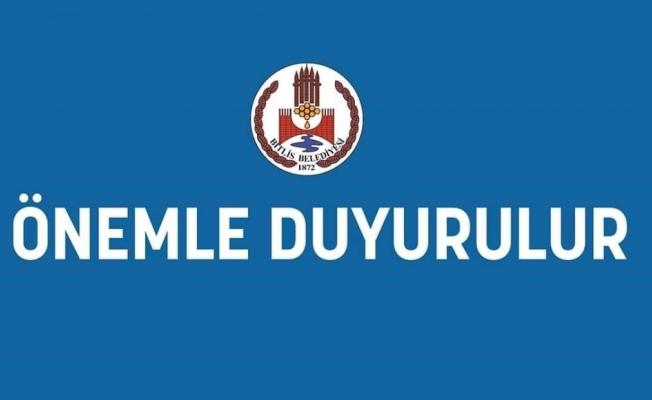 Bitlis Belediyesi kiraları 3 ay erteledi