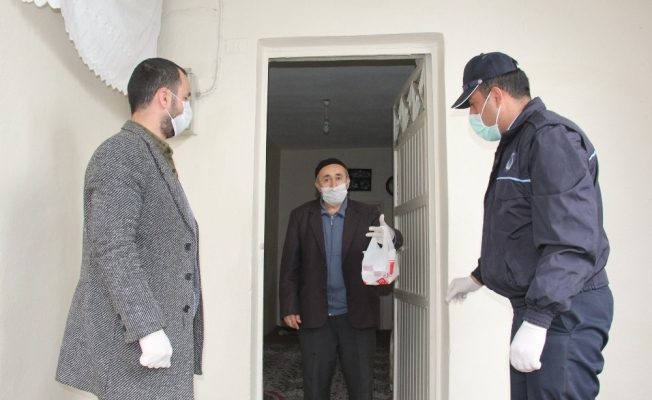 Bitlis Belediyesinden kronik hasta ve yaşlı hizmeti