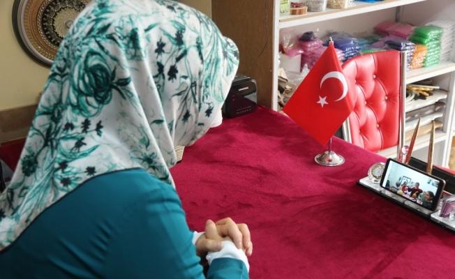 Bitlis'te uzaktan sanat eğitimi