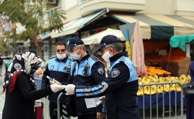 Alanya Belediyesinden 50 bin maske dağıtımı