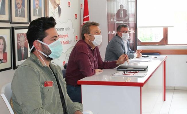 Alanya CHP'den 1 Mayıs açıklaması