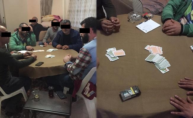 Alanya'da kumarhane gibi ev! Jandarma baskın yaptı: 6 gözaltı
