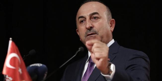 Bakan Çavuşoğlu'ndan Afrin'deki terör saldırısına sert tepki!