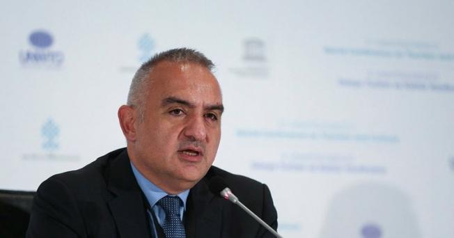 Bakan Ersoy'dan turizm çalışanlarına ödenek müjdesi!