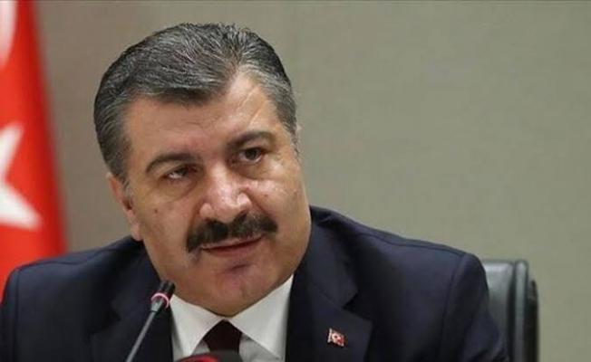 Bakan Koca açıkladı! Türkiye'de vaka ve ölüm sayısı kaç oldu