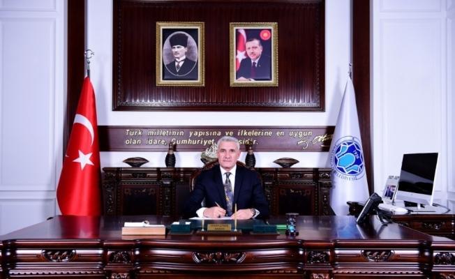 Başkanı Güder'den Polis Haftası mesajı