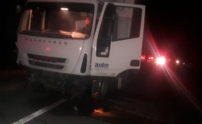 Eğirdir'de trafik kazası: 1 ölü