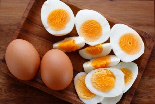 Haşlanmış yumurta yemenin ilginç faydaları