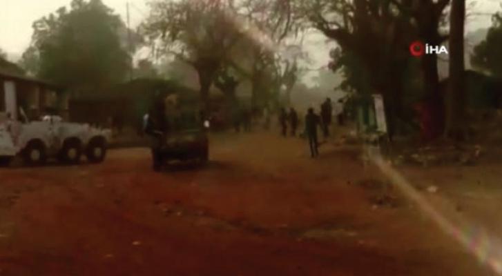 Orta Afrika Cumhuriyeti'nde çatışma: 25 ölü