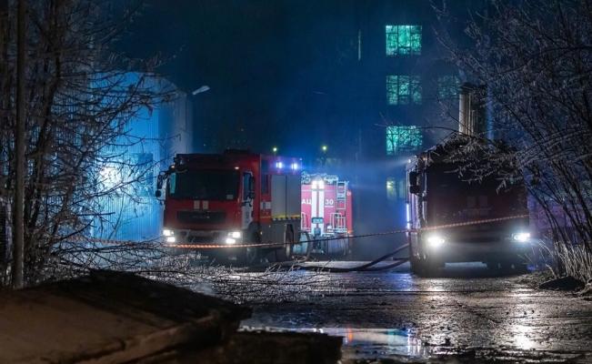 Rusya'da huzurevi yangını : 4 ölü