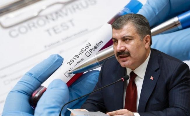 Sağlık Bakanı Fahrettin Koca son rakamları açıkladı!