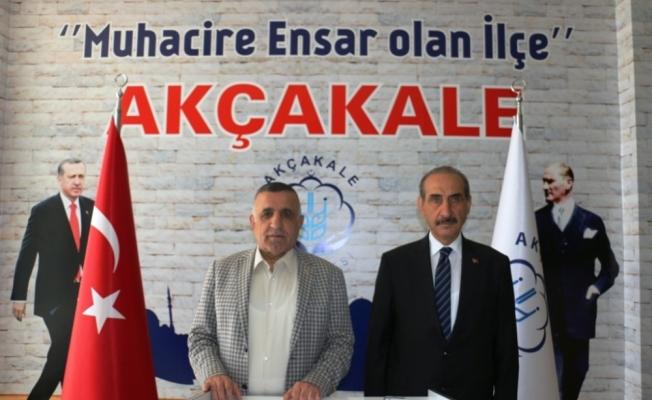 Başkan Yalçınkaya ilçenin sorunlarını milletvekiline aktardı