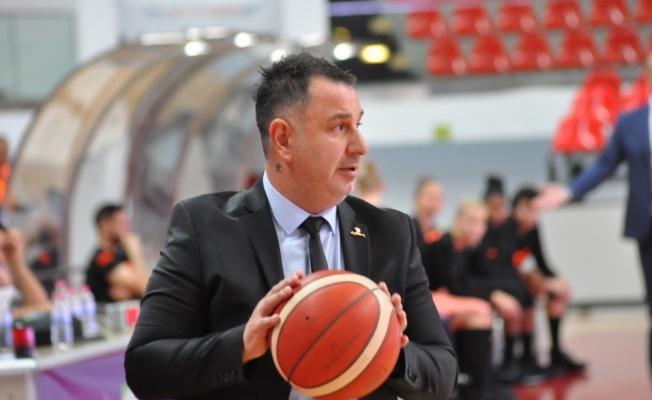 """Bellona Kayseri Basketbol coachı Avcı: """"Kayseri'de devam etmek istiyorum"""""""