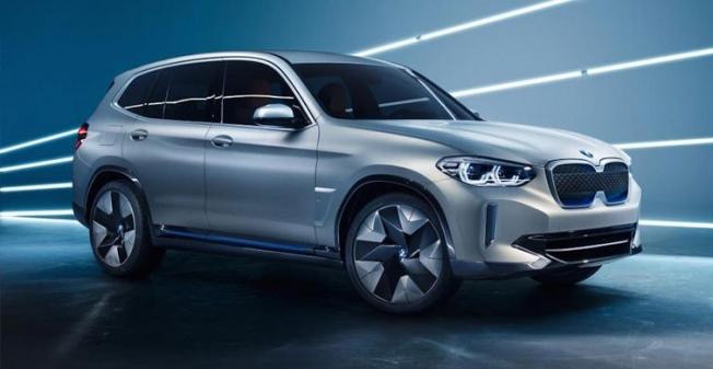 BMW, elektrikli iX3'ü çıkarmaya hazırlanıyor