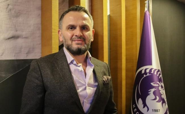 Keçiörengücü Başkanı Sedat Tahiroğlu'ndan bayram mesajı