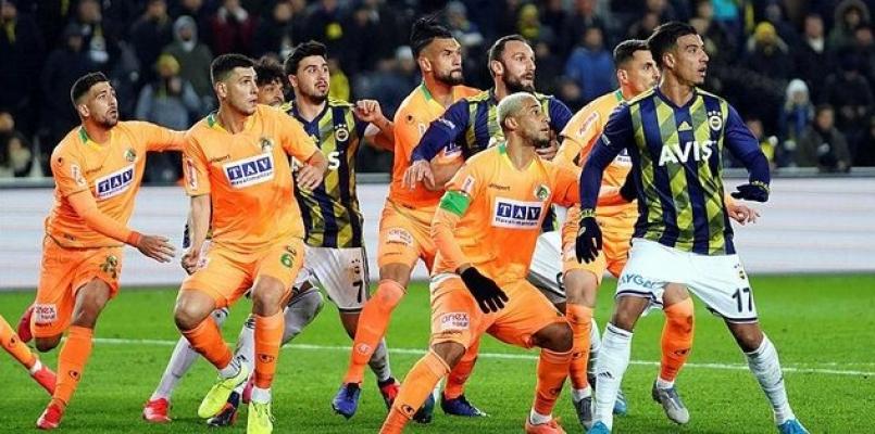 Süper Lig'in 5 haftalık maç programı açıklandı