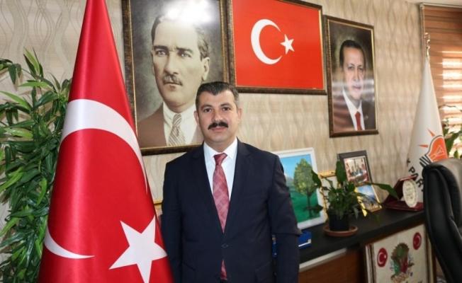 """AK Parti İl Başkanı Altınsoy: """"Aksaray'da sosyal koruma kalkanı 66 milyon lirayı aştı"""""""