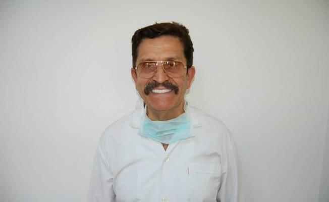 Alanya'da diş hekimi Metin İşman vefat etti