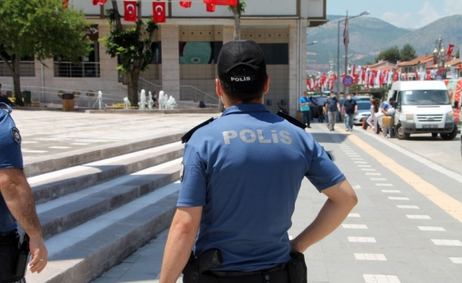 Amasya'da maske yasağına uymayanlara ceza kesildi