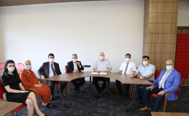 Avrasya Üniversitesi ile Trabzon Ticaret Borsası işbirliği protokolü imzaladı