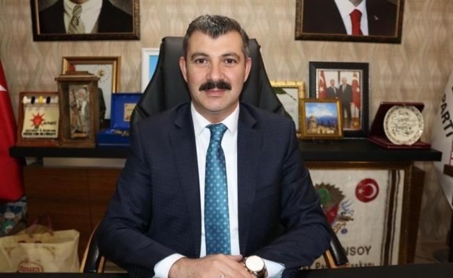 """Başkan Altınsoy: """"Tedbiri elden bırakmayalım"""""""