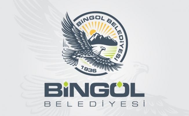 Bingöl Belediyesi logosunu değiştirdi