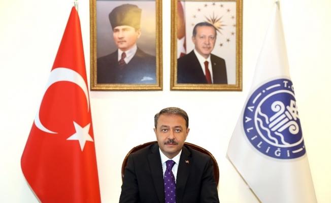 Burdur Valisi Hasan Şıldak'ın veda mesajı
