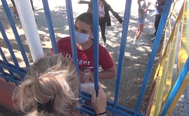 Edirne'de 5 bin 156 öğrenci LGS heyecanını yaşadı