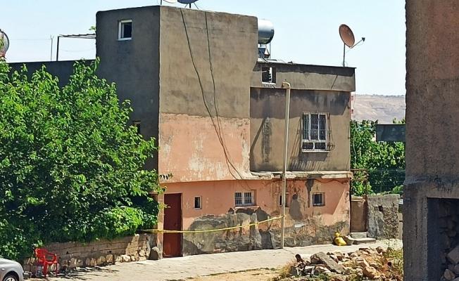 Gercüş'te bir ev karantinaya alındı