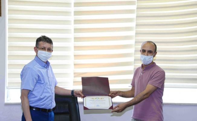Iğdır  Üniversitesi Lisansüstü Eğitim Enstitüsü Müdürlüğüne Murat Karavelioğlu getirildi