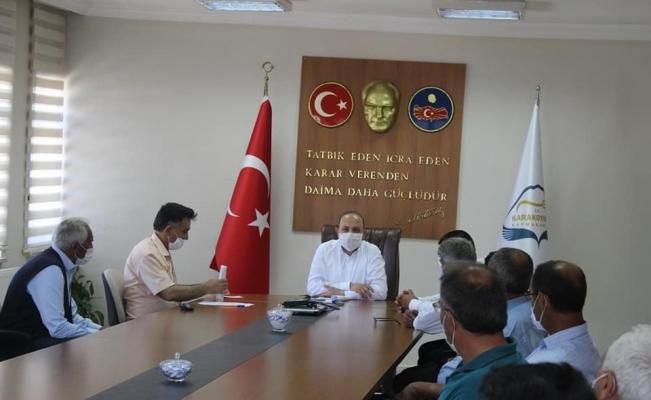 Iğdır'da KHGB toplantısı yapıldı