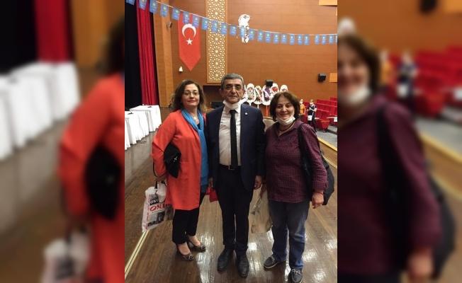 İYİ Parti'de Göçen, Kırşehir İl Başkanı olarak güven tazeledi