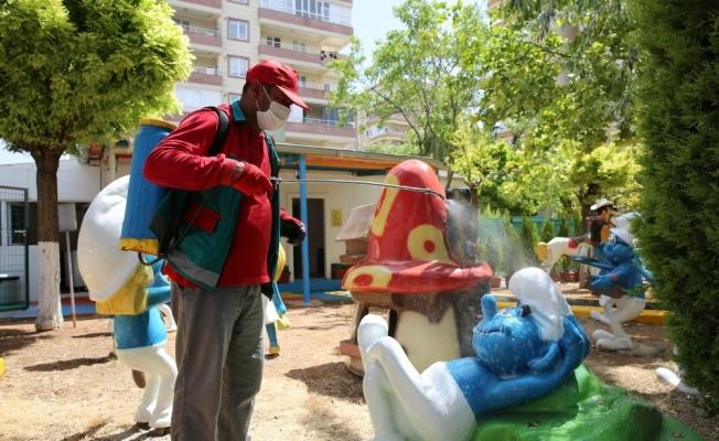 Karaköprü'de oyuncak müzesi çocuklara hazırlandı