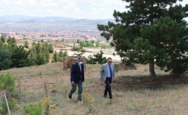 Kırıkkale'ye yeni mezarlık yeri