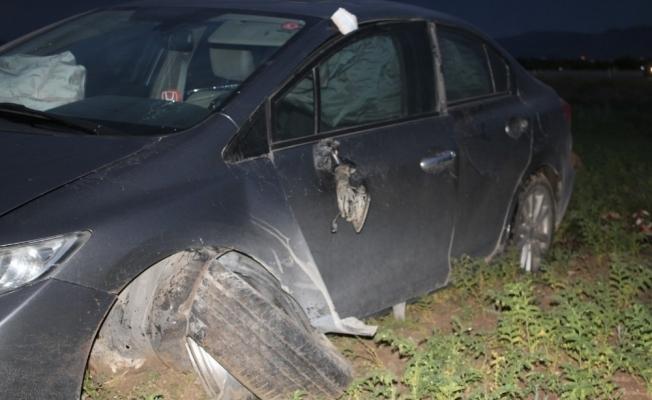 Kırşehir-Ankara yolunda kaza: 1 yaralı